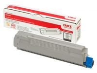 OKI Black Toner Cartridge for C8600