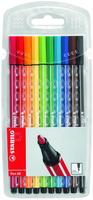 Stabilo Pen 68 Mehrfarben Filzstift (Mehrfarben)