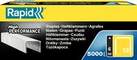 Rapid 11830700 Heftklammer Klammerpack 5000 Heftklammern (Silber)