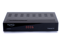 Xoro HRT 8730 Kabel, Terrestrisch Full-HD Schwarz TV Set-Top-Box (Schwarz)