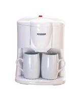 Severin KA 9213 Kaffeemaschine (Weiß)