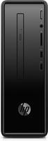 HP Slimline 290-p0601ng 2.8GHz i5-8400 Desktop Intel® Core™ i5 der achten Generation Schwarz PC (Schwarz)