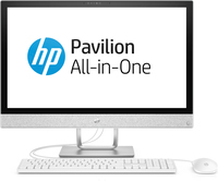 HP Pavilion 24-r166ng 1.7GHz i5-8400T Intel® Core™ i5 der achten Generation 23.8Zoll 1920 x 1080Pixel Weiß All-in-One-PC (Weiß)