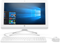 HP 20-c453ng 2GHz J4005 Intel® Celeron® 19.5Zoll 1600 x 900Pixel Weiß All-in-One-PC (Weiß)