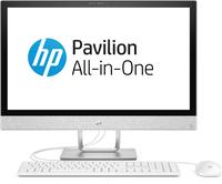 HP Pavilion 24-r171ng 2.5GHz 2200U AMD Ryzen 3 23.8Zoll 1920 x 1080Pixel Weiß All-in-One-PC (Weiß)