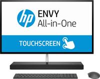 HP ENVY 27-b255ng 1.7GHz i5-8400T Intel® Core™ i5 der achten Generation 27Zoll 2560 x 1440Pixel Touchscreen Schwarz, Silber All-in-One-PC (Schwarz, Silber)
