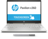 HP Pavilion x360 14-cd0104ng 2.2GHz i3-8130U Intel® Core™ i3 der achten Generation 14Zoll 1920 x 1080Pixel Touchscreen Gold Hybrid (2-in-1) (Gold)