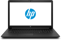 HP 17-by0104ng 1.10GHz N4000 Intel® Celeron® 17.3Zoll 1600 x 900Pixel Schwarz Notebook (Schwarz)