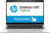 HP EliteBook x360 1030 G3 1.80GHz i7-8550U Intel® Core™ i7 der achten Generation 13.3Zoll 1920 x 1080Pixel Touchscreen 4G Silber Hybrid (2-in-1) (Silber)