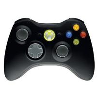 Microsoft NSF-00002 Spielkontroller (Schwarz)
