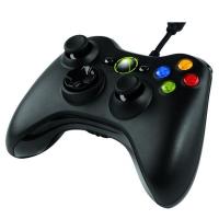 Microsoft S9F-00002 Spielkontroller (Schwarz)