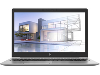 HP ZBook 15u G5 1.80GHz i7-8550U Intel® Core™ i7 der achten Generation 15.6Zoll 3840 x 2160Pixel Silber Mobiler Arbeitsplatz (Silber)
