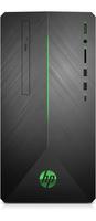 HP Pavilion 690-0509ng 3.2GHz i7-8700 Mini Tower Intel® Core™ i7 der achten Generation Schwarz PC (Schwarz)