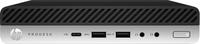 HP ProDesk 600 G4 Desktop-Mini-PC (Schwarz)