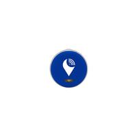 TrackR pixel Bluetooth Blau Schlüsselfinder (Blau)
