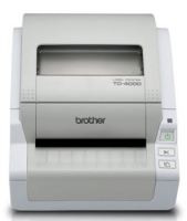 Brother TD-4000 (Grau, Weiß)