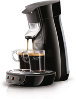 Senseo Kaffeepadmaschine HD7825/60 (Schwarz)