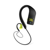 JBL Endurance SPRINT Ohrbügel Binaural Kabellos Schwarz, Gelb Mobiles Headset (Schwarz, Gelb)