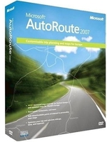 Microsoft AutoRoute Euro, Lic/SA, Pack OLP NL, License & Software Assurance, 1 license, EN