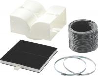 Siemens LZ54950 Küchen- & Haushaltswaren-Zubehör (Schwarz, Silber, Weiß)