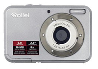 Rollei Compactline 52 (Silber)