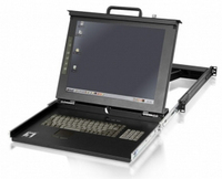 LevelOne KVM-0115 (Schwarz)
