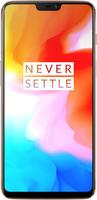 OnePlus 6 6.28Zoll Dual SIM 4G 8GB 128GB 3400mAh Weiß (Weiß)