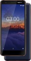 Nokia 3.1 5.2Zoll 4G 2GB 16GB 2990mAh Blau, Kupfer (Blau, Kupfer)