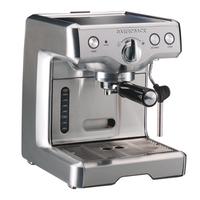 Gastroback 42609 Freistehend Vollautomatisch Espressomaschine 2.2l Silber Kaffeemaschine (Silber)