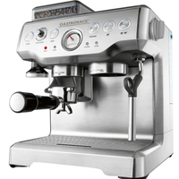 Gastroback 42612 Kaffeemaschine (Silber)