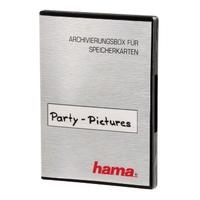 Hama 00095982 Speicherkarte-Aufbewahrung (Schwarz)
