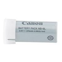 Canon NB-9L (Grau)