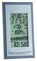 TFA 35.1078.10.IT Wetterstation (Grau, Silber)