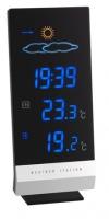 TFA 35.1093 Wetterstation (Schwarz, Silber)