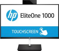 HP EliteOne 1000 G2 3.2GHz i7-8700 Intel® Core™ i7 der achten Generation 23.8Zoll 1920 x 1080Pixel Touchscreen Schwarz All-in-One-PC (Schwarz)
