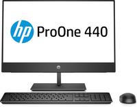 HP ProOne 440 G4 2.1GHz i5-8500T Intel® Core™ i5 der achten Generation 23.8Zoll 1920 x 1080Pixel Schwarz All-in-One-PC (Schwarz)