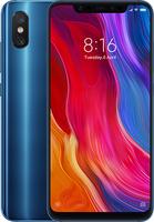 Xiaomi Mi 8 6.21Zoll Dual SIM 4G 6GB 128GB 3400mAh Blau (Blau)