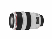 Canon EF 70-300mm f/4-5.6L IS USM (Schwarz, Weiß)