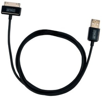 Artwizz USB Cable (iPod/iPhone) (Schwarz)