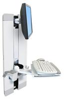Ergotron StyleView Vertical Lift, Patient Room (Weiß)
