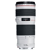 Canon EF 70-200mm f/4.0L USM (Weiß)