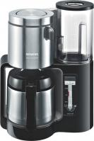 Siemens TC86503 Kaffeemaschine (Anthrazit, Silber)