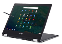 Acer Chromebook CP713-1WN-5979 1.60GHz i5-8250U Intel® Core™ i5 der achten Generation 13.3Zoll 2256 x 1504Pixel Touchscreen Anthrazit Chromebook (Anthrazit)
