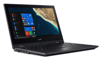 Acer TravelMate Spin B1 TMB118-G2-RN-P42M 1.10GHz N5000 Pentium Silver 11.6Zoll 1920 x 1080Pixel Touchscreen Schwarz Hybrid (2-in-1) (Schwarz)