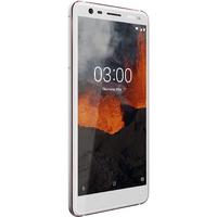 Nokia 3.1 5.2Zoll Dual SIM 4G 2GB 16GB 2990mAh Weiß (Weiß)