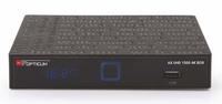 Opticum AX UHD 1500K Satellit Full-HD Schwarz TV Set-Top-Box (Schwarz)