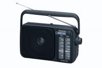 Panasonic RF-2400EG-K Radio (Schwarz)