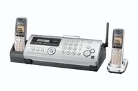 Panasonic KX-FC266G-S Faxgerät (Silber)