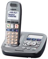 Panasonic KX-TG6591GM Telefon (Grau)