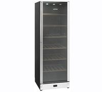 Smeg SCV115-1 Getränkekühler (Schwarz, Edelstahl)